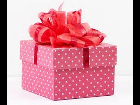 Hướng dẫn gấp hộp đựng quà, đựng đồ bằng giấy chống được nước