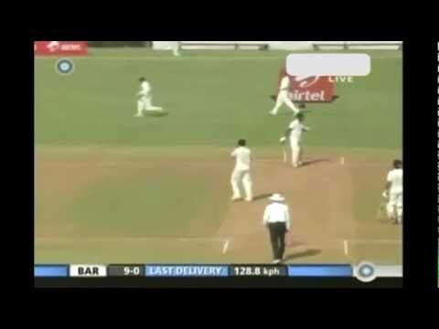 Deepak Chahar - Rajasthan vs Baroda - Ranji Finals 2010/2011