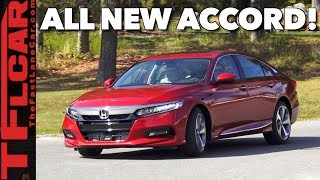 2018 Honda Accord Review: Family Sedan with Hot Hatch Turbo Power