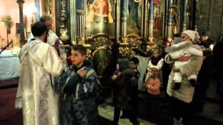 Утренняя Рождественская Литургия(Утром 7 января 2015, в 9-30 была совершена еще одна праздничная Божественная Литургия. Ее возглавил настоятель..., 2015-01-09T11:32:56.000Z)