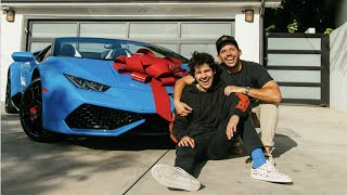 Download BEST FRIEND SURPRISED ME WITH LAMBORGHINI!! Mp3 and Videos
