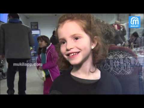 Girl, 6, raises $90K to help cure big brother's genetic disorder - Akilam 360 - Epi 219 | Mukil App