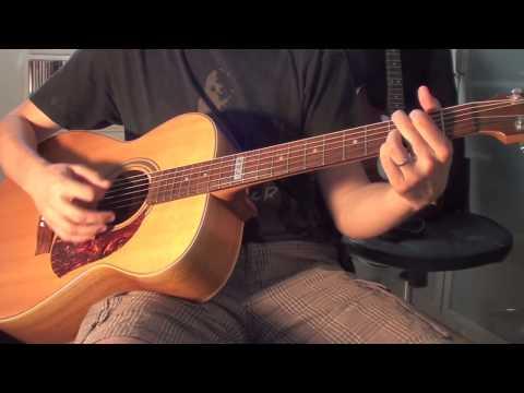 Amnesia - 5SOS guitar cover playalong chords