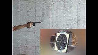 Scharfe Pistole gegen Armbrust im Vergleich ( 2 Waffen im Test )