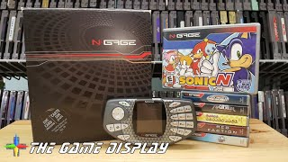 Nokia N-Gage - Unb๐xing and Review