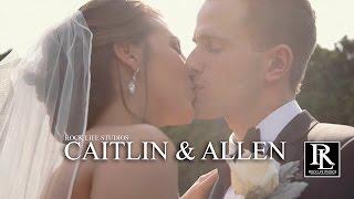 Caitlin & Allen - Wedding at The Park Savoy