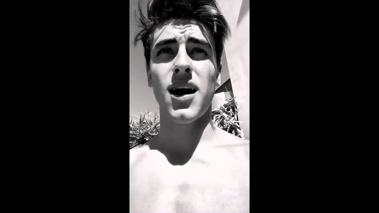 Jack Gilinsky Snapchat Story 11-20 January 2016 - YouTube  Jack Gilinsky Snapchat