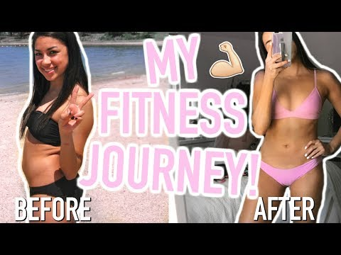 MY FITNESS JOURNEY! Before & After Pics, What I Eat, & Tips!   Jeanine Amapola