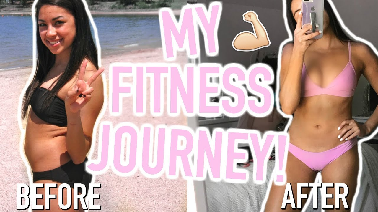 MY FITNESS JOURNEY! Before & After Pics, What I Eat, & Tips! | Jeanine Amapola