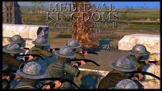 HUGE SIEGE BATTLE! Medieval Kingdoms 1212 Total War Mod Gameplay