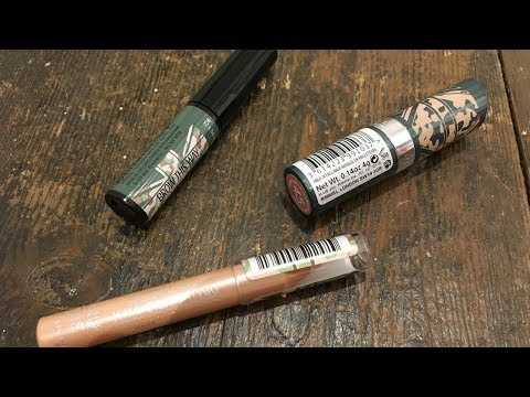 Rimmel London x Cara Delevingne 'Cara Camo' Collection Haul | TheBeautyJournals