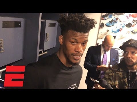 Jimmy Butler on Philly: 'I can see this being home' | NBA Sound