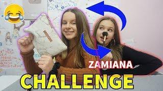ZAMIANA KOSMETYCZEK CHALLENGE!