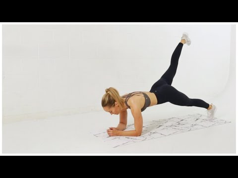Week 1 Day 5 // Full Body Circuit - No Equipment Workout