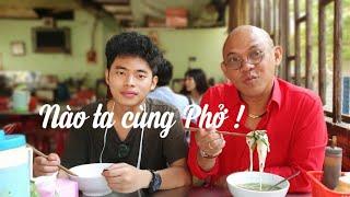 Food For Good #383: Hai cha con luôn có cùng 1 sở thích muôn thuở là Phở !!!