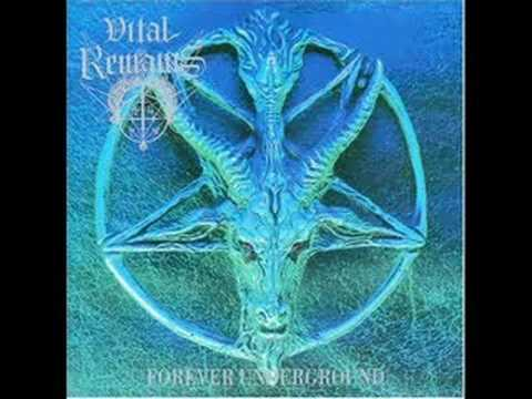 Vital Remains - Farewell To The Messiah