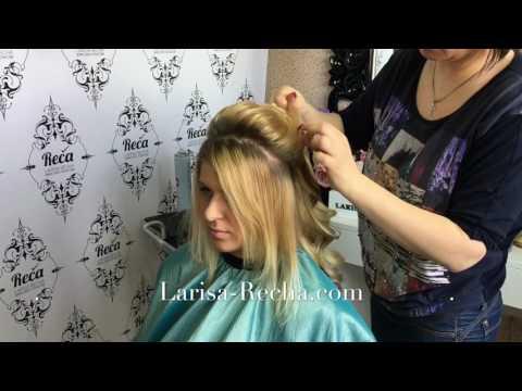 Курсы вечерних и свадебных причёсок