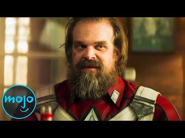 Supervillain Origins: The Red Guardian