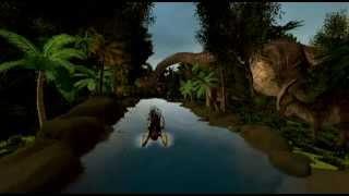 Jurassic World Trailer:  Garry's Mod Edition