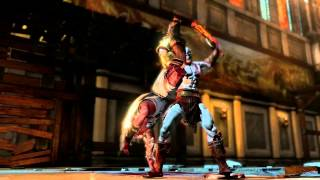 God of War III Remastered - Announce Trailer:  Kratos comes to PS4