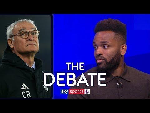 Will Sacking Ranieri Save Fulham's Season? | Darren Bent & Gary Rowett | The Debate