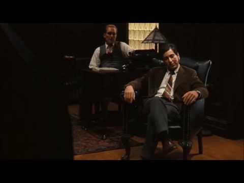 Michael Corleone Then I'll Kill Them Both