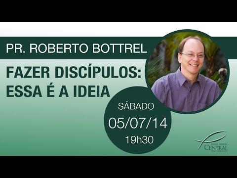 Fazer discípulos: essa é a ideia - 05/07/2014
