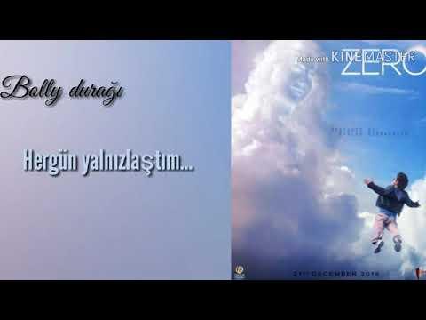 Zero - Tanha Hua Türkçe Altyazılı | Rahat Fateh Ali Khan - Jyoti Nooran