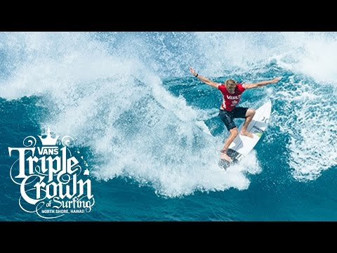 Vans World Cup of Surfing 2016: Day 3 Highlights  Vans Triple Crown of Surfing  VANS