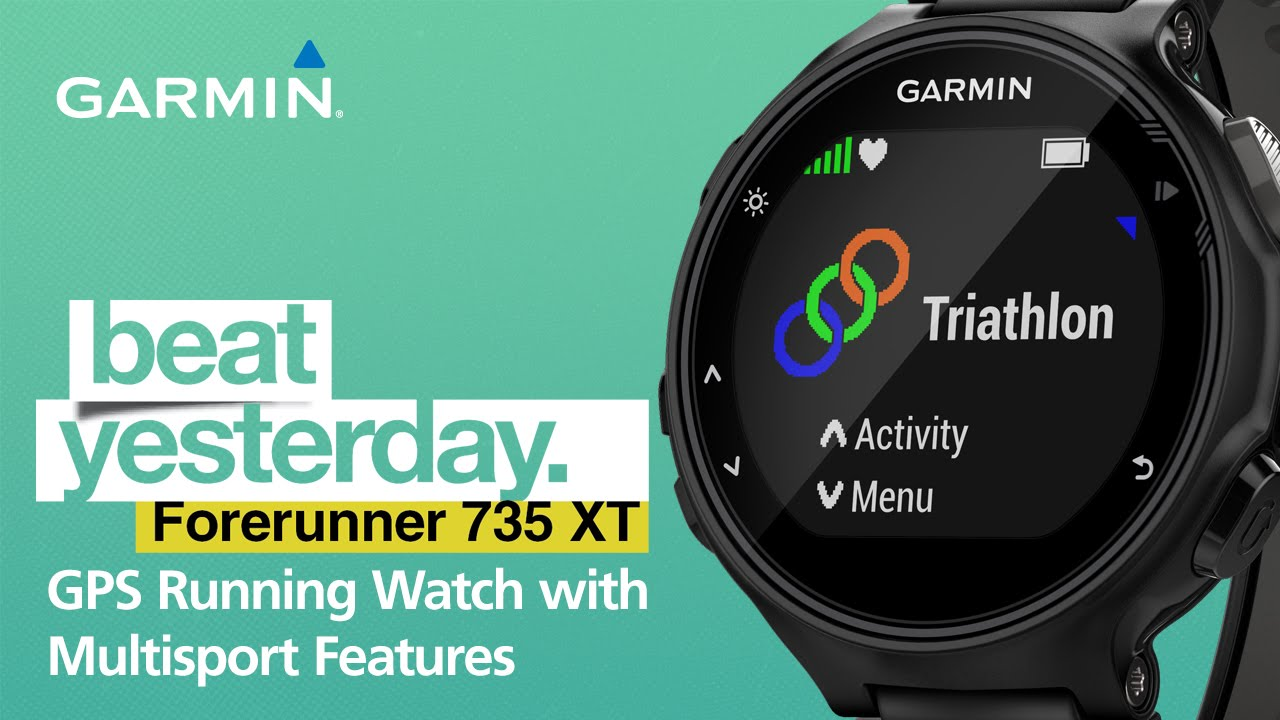 Forerunner 735xt Sports Fitness Products Garmin Malaysia