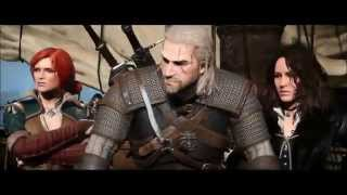 The Witcher 3: Wild Hunt - Steel for Humans Extended Cinematic