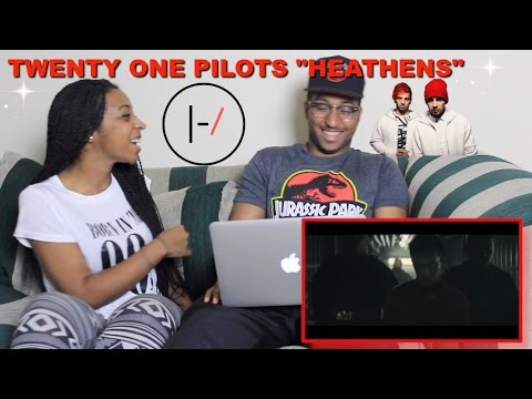 Couple Reacts : Twenty One Pilots Heathens Music  Reaction!!