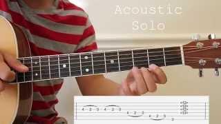Gitara Solo Adlib tutorial (Parokya Ni Edgar) With TAB - Zenoshow