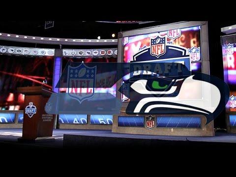 Seattle Seahawks 2016 NFL Draft Highlights ᴴᴰ