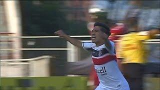 Melhores Momentos - Mogi Mirim 0 x 3 Santa Cruz - Brasileirão Serie B 2015
