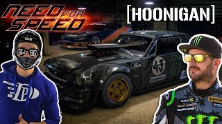 ΟΔΗΓΑΩ ΤΟ hoonicorn ΤΟΥ ken block | need for speed part 17