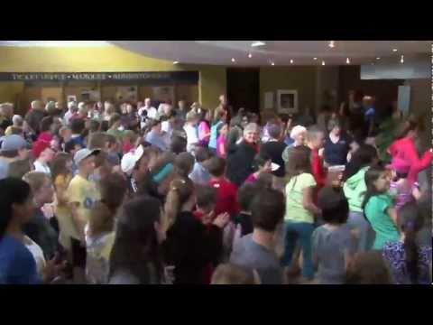 Box Office Flash Mob   Stratford Shakespeare Festival