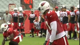 Former Arizona Wildcat Dan Buckner fighting for roster spot with Arizona Cardinals