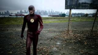 The Flash: S2E18 - Barry uses the tachyon device/Barry returns from Supergirls Earth