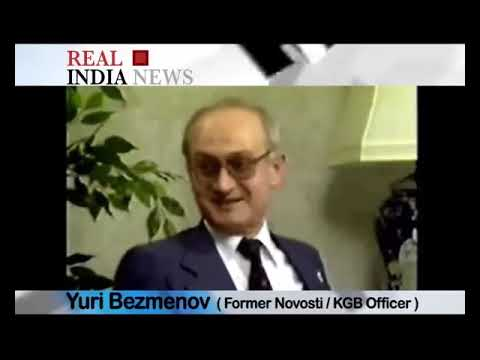 Breaking India Yuri Bezmenov on Regime Change Hindi Part 1 2 YouTube 480p #Regime