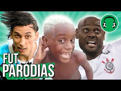 ♫ ZUEIRAS NOS ESTADUAIS 2019 | Paródia País do Futebol - MC Guime Part. Emicida