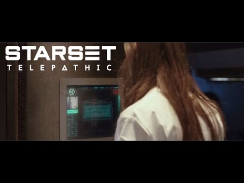 STARSET - Telepathic (Official Music Video)