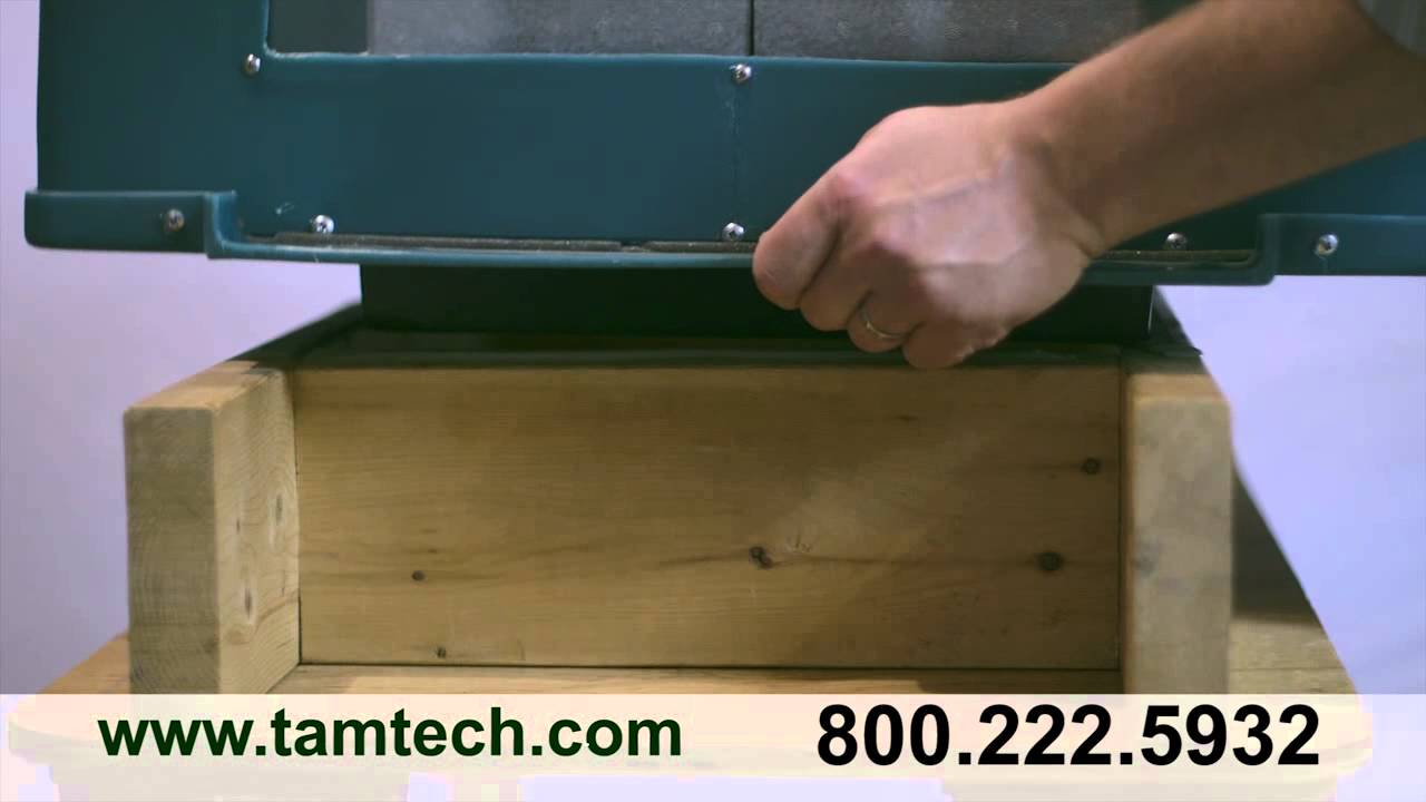 Tamarack Technologies Hv3400 Ghost Whole House Fan Explainer And Installation Video