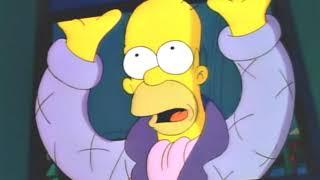 Die Simpsons der Rabe (The Raven) Treehouse of Horror deutsch german