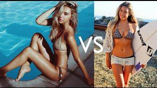 Alexix Renn VS Conscious Surfer Girl