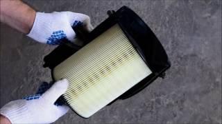 видео Замена салонного и воздушного фильтров Ford Focus 2