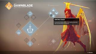 DESTINY 2 - PVP DAWNBLADE 19 KILLS!