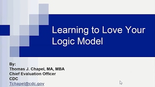 Learning to Love Your Logic Model