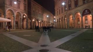 Bologna, Italy, CENTRO STORICO... UN