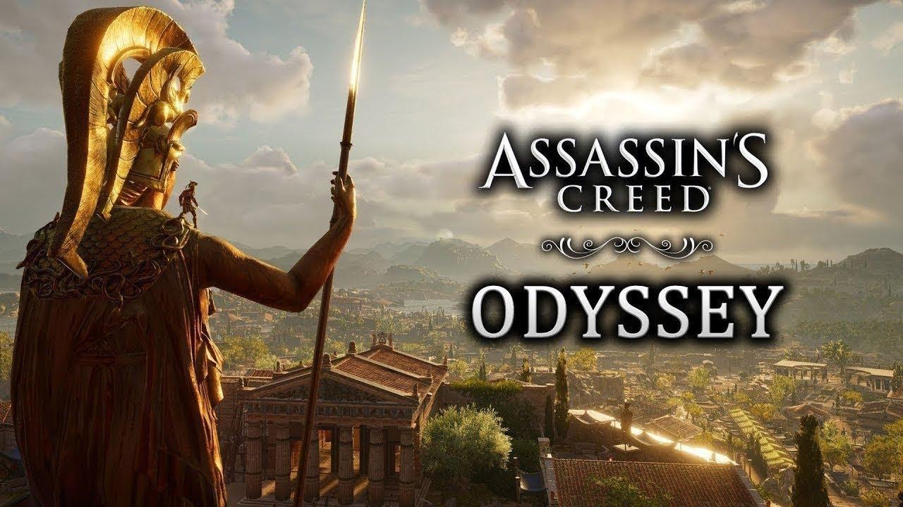 Assassin's Creed Odyssey  ПОЛНОЕ ПРОХОЖДЕНИЕ (ЧАСТЬ - 13)